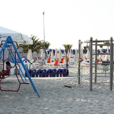 Spiaggia Hotel Mocambo
